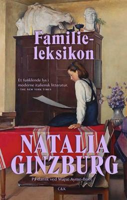 Familieleksikon Natalia Ginzburg 9788740063622