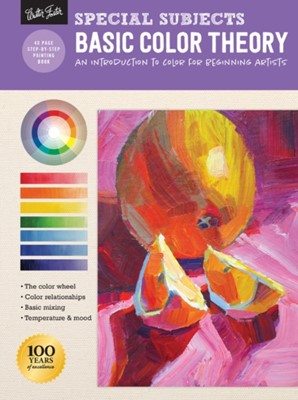 Special Subjects: Basic Color Theory Patti Mollica 9781633225909