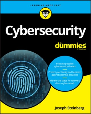 Cybersecurity For Dummies Joseph Steinberg 9781119560326