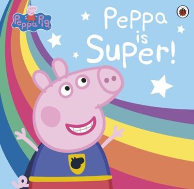 Peppa Pig: Super Peppa! Peppa Pig 9780241411971