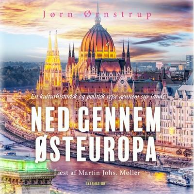 Ned gennem Østeuropa Jørn Ørnstrup 9788770305037