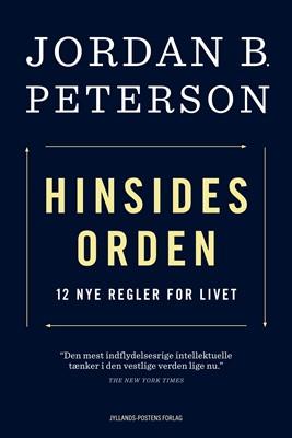 Hinsides orden Jordan B. Peterson 9788740065947