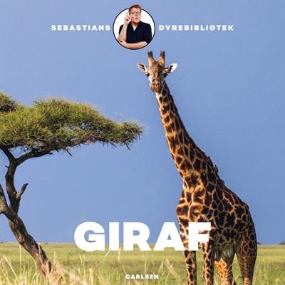 Sebastians dyrebibliotek - Giraf Sebastian Klein 9788726761351