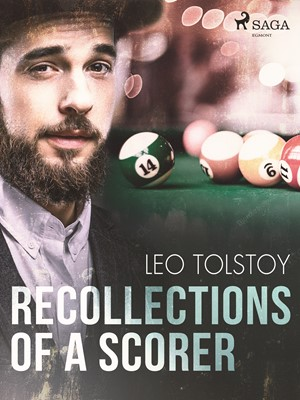 Recollections of a scorer Leo Tolstoy 9788726649284