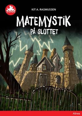 Matemystik på slottet, Rød Læseklub Kit A. Rasmussen 9788723546982