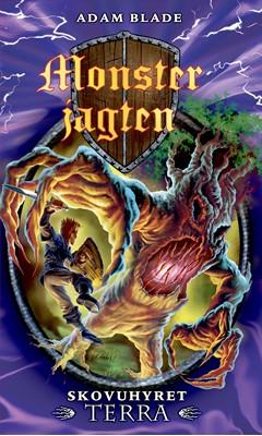 Monsterjagten (35) Skovuhyret Terra Adam Blade 9788762737297