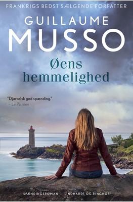 Øens hemmelighed Guillaume Musso 9788711996515