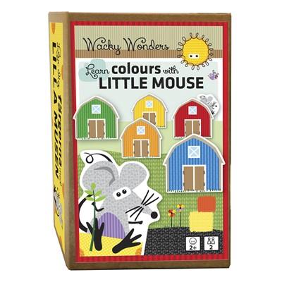 Wacky Wonders Lær farverne med Lille Mus  5704976063742