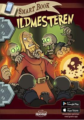 Ildmesteren - Smart Book Søren Jønsson 9788792466075