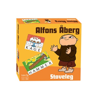 Alfons Åberg Staveleg  5704976078319