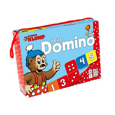 Rasmus Klump - Domino  5704976074427