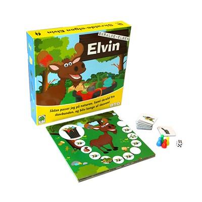 Skralde-elgen Elvin  5704976059615