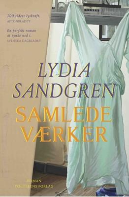 Samlede værker Lydia Sandgren 9788740066371