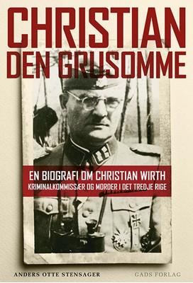Christian Den Grusomme Anders Otte Stensager 9788712064824