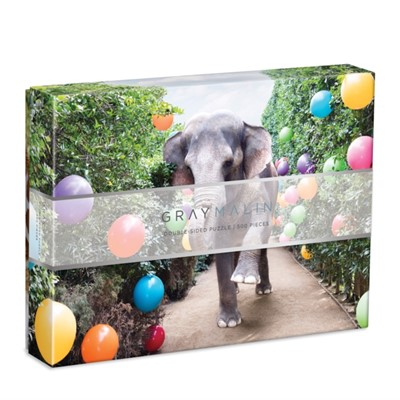 Gray Malin Party At The Parker 2-Sided 500 Piece Puzzle  9780735362185