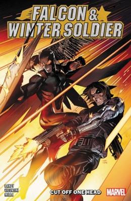 Falcon & Winter Soldier Vol. 1 Derek Landy 9781302923099