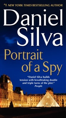 Portrait of a Spy Daniel Silva 9780062073143