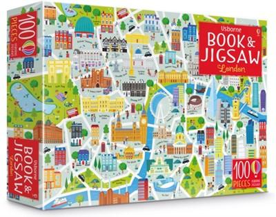 Usborne Book and Jigsaw London Sam Smith, Rob Lloyd Jones 9781474948043