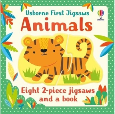 Usborne First Jigsaws: Animals Matthew Oldham 9781474988537