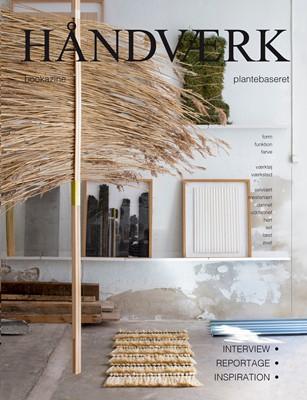 HÅNDVÆRK bookazine - plantebaseret (dansk udgave) Rigetta Klint 9788797229620