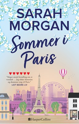 Sommer i Paris Sarah Morgan 9788771918854