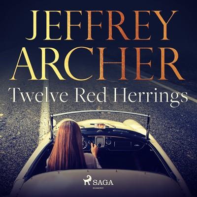 Twelve Red Herrings Jeffrey Archer 9788726599916