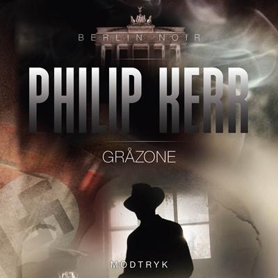 Gråzone Philip  Kerr 9788770075091