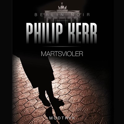 Martsvioler Philip  Kerr 9788770075039