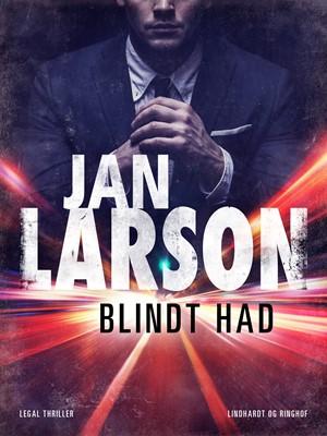 Blindt had Jan Larson 9788726845501