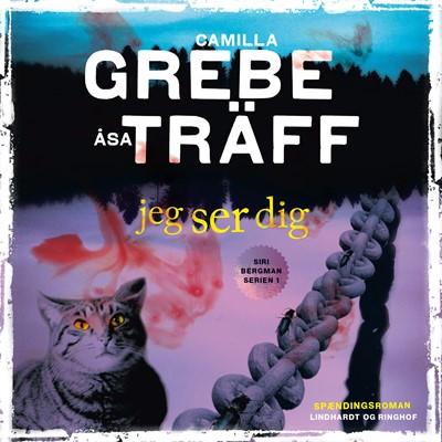 Jeg ser dig Camilla Grebe, Åsa Träff 9788726845013