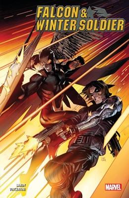 Falcon & Winter Soldier Vol. 1 Derek Landy 9781846532726