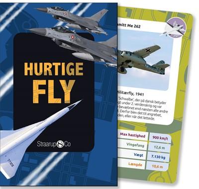 Hurtige fly (kortspil) Ole Steen Hansen 9788775492930