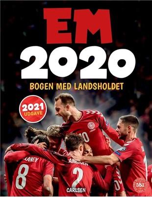 EM 2020 - Bogen med landsholdet Ole Sønnichsen, Jesper Roos Jacobsen 9788711983935