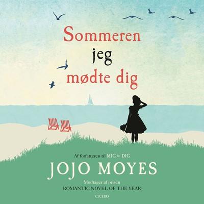 Sommeren jeg mødte dig Jojo Moyes 9788763845366