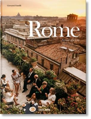 Rome. Portrait of a City Giovanni Fanelli 9783836562713