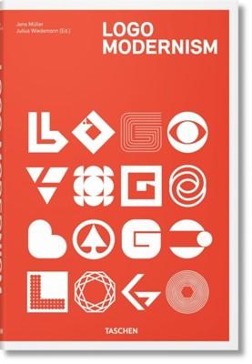 Logo Modernism Jens Muller, R. Roger Remington 9783836545303