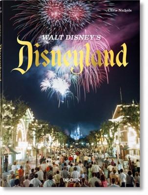 Walt Disney's Disneyland Chris Nichols, UNKNOWN 9783836563482