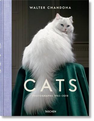 Walter Chandoha. Cats. Photographs 1942-2018 Susan Michals 9783836573856