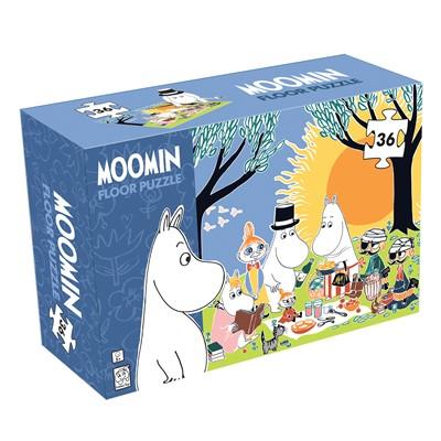 Moomin Floor puzzle Ukendt forfatter 5704976066125