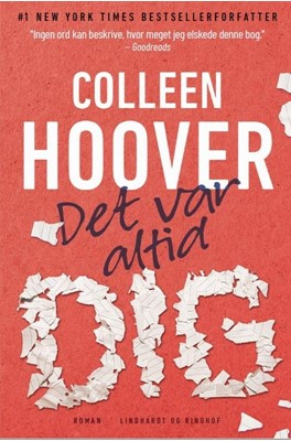 Det var altid dig Colleen Hoover 9788711982570
