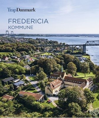 Trap Danmark: Fredericia Kommune Trap Danmark 9788771811117