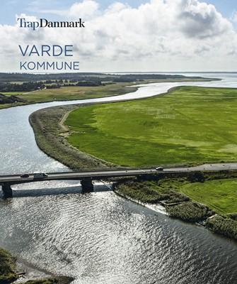 Trap Danmark: Varde Kommune Trap Danmark 9788771811094