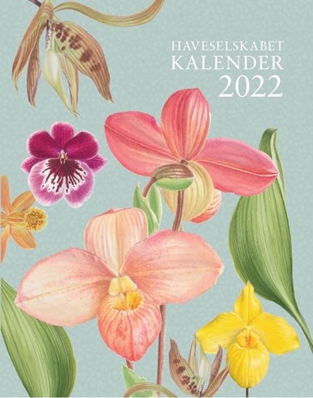 Haveselskabet Kalender 2022 (9788702316384)