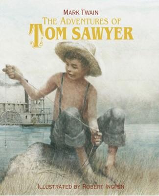 The Adventures of Tom Sawyer Mark Twain 9781786750556
