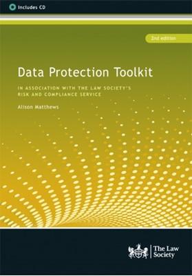 Data Protection Toolkit Alison Matthews 9781784460884