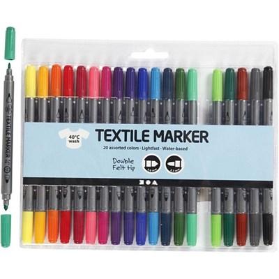 Tekstiltusch, 20 stk.  5707167887714