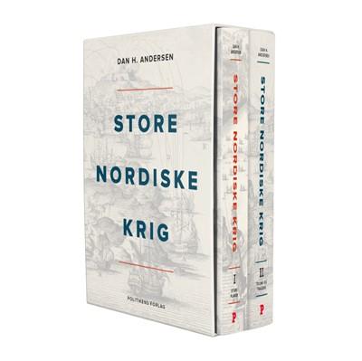 Store Nordiske Krig Dan H. Andersen 9788740001471