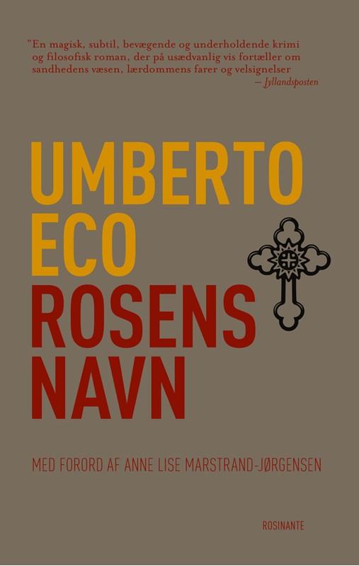 Rosens navn (9788702323344)