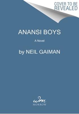 Anansi Boys Neil Gaiman 9780063070738