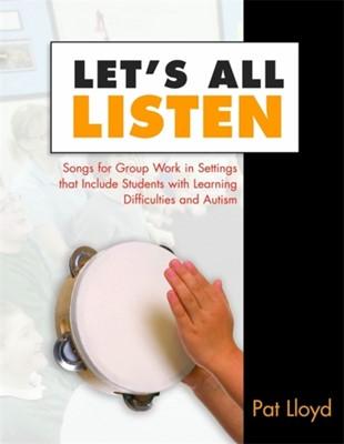 Let's All Listen Pat Lloyd 9781785929991